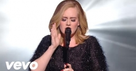 Embedded thumbnail for Adele - Hello (Live at the NRJ Awards)
