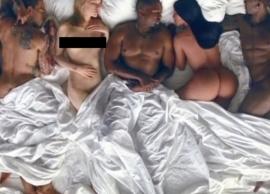 12 обнажённых знаменитостей в клипе Канье Уэста «Famous»